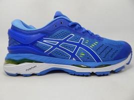 Asics Gel Kayano 24 Size 8 M (B) EU 39.5 Women's Running Shoes Blue T799N