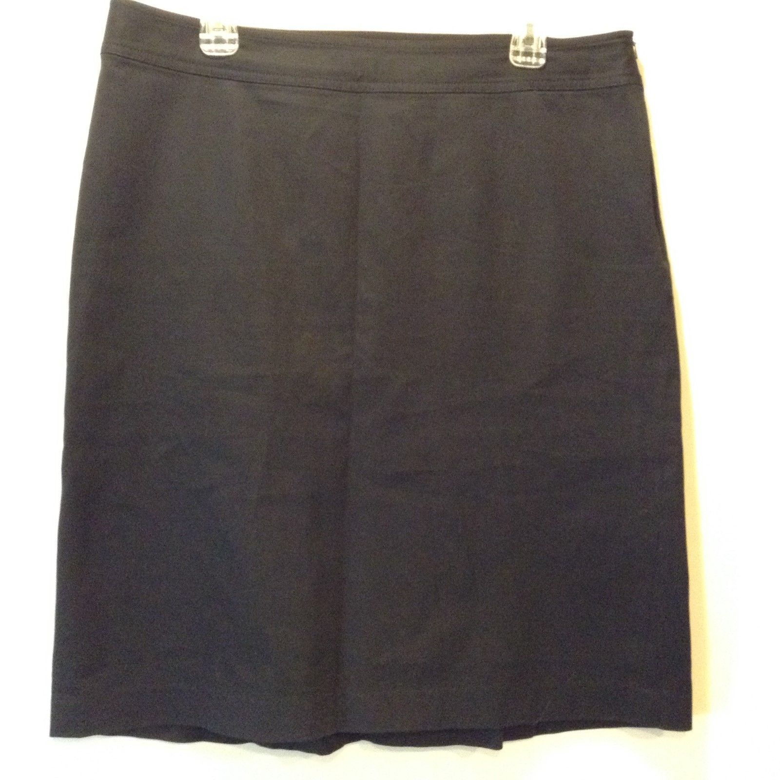 GAP Black Cotton Casual Skirt Sz 14