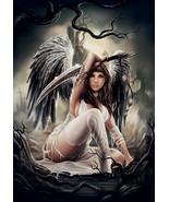 Angel Poster Flag Defender Tapestry - $12.99