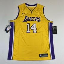 Nike LA Lakers Brandon Ingram #14 NBA Swingman Jersey Youth Boys Size L ... - $31.14