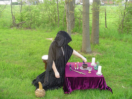 Grow Wealth Spell Casting Guaranteed Money Luck Success Wicca Pagan Ritual OOAK image 14