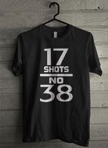 for teens 17 shots no 38 hip hop Men's T-Shirt - Custom (4950) - $19.12+