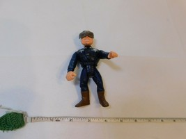 1989 Police Academy Eugene Tackleberry Warner Bros Action Figure cop glasses - $12.29