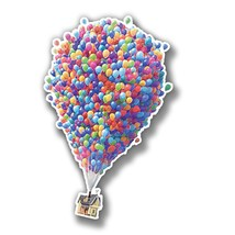 UP Balloon House Precision Cut Decal - $3.46+