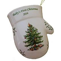 Spode Christmas Tree 2014 Mitten Ornament - $25.00