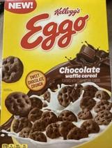 Kellogg's Eggo Chocolate Waffle Cereal 8.8 oz - $24.75