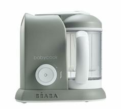 Beaba Babycook - Processor Of Food Grey Babycook.cuece IN Steam, Grinds - $237.40