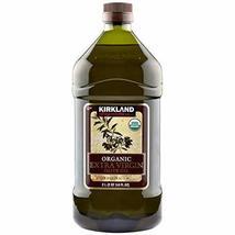 Kirkland Signature Organic Cold Pressed Extra Virgin Olive Oil - 2 L - $44.97