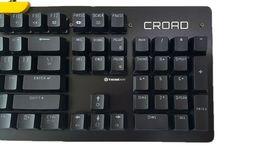 Croad K38 Mechanical Gaming Keyboard English Korean Waterproof (Blue Switch) image 8