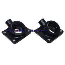 For 1987-2006 Yamaha YFZ350 Banshee Carburetor Intake Boot Set 11-4221 - $26.72