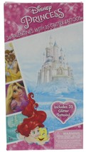 . Disney Princesses Valentines 34 Cards with Tattoos Deluxe - Ariel Rapu... - $4.62
