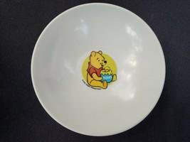 Vintage Disney Winnie the Pooh Friends Melamine Child's / Toddler's Bowl - $9.99
