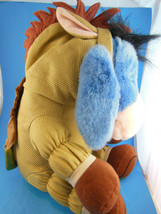 "Disney Store Eeyore in Toy Story Bullseye Costume Adorable  Plush 12"" Sitting image 2"
