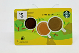 Starbucks Coffee 2011 Gift Card Cooprate Strategic Capital Security Zero... - $15.03