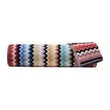 Missoni Home Adam 159 Hand Towel Multi-Color Stripe Velour - $29.00