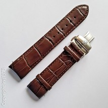 New leather strap Watchband for Tissot T035407A T035428A T035410A 22mm b... - $53.46