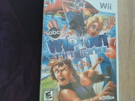 Nintendo Wii WipeOut: The Game - COMPLETE image 1