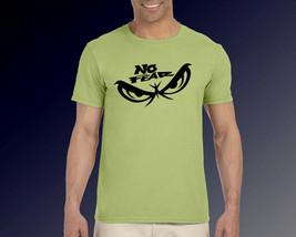 No Fear logo XS - 2XL Kiwi Green graphic t-shirt racing  - $11.67+
