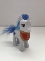 My Little Pony Prince Shining Armor Colt Unicorn Royal Wedding Brushable... - $19.99