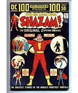 SHAZAM #8 Reprints Marvel Family #1-Black Adam-DC High Grade - $113.49