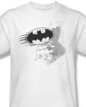 Batman dc comics i am vengence superhero for sale online graphic white tee bm1278 at thumb200