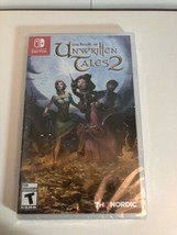 The Book of Unwritten Tales 2 (Nintendo Switch) NEW Factory Sealed - $29.09