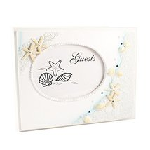 Finishing Touches Collection Beach Themed Wedding Guest Book - $18.19