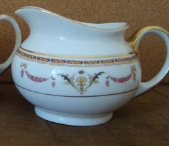 Heinrich & Co China SELB Bavaria Creamer in the Cavalier pattern circa 1930 - $15.00