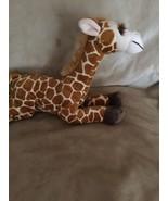 "Plush Giraffe 14"" Animal Alley - $3.96"