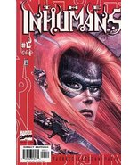 The Inhumans, July 2000, #2 of 4 (Sons of Hala ... - $1.95