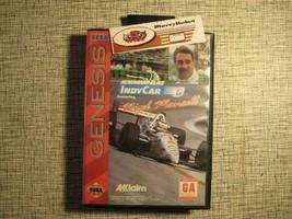 Newman Haas IndyCar Indy Car Sega Genesis Racing Game Boxed - $16.25
