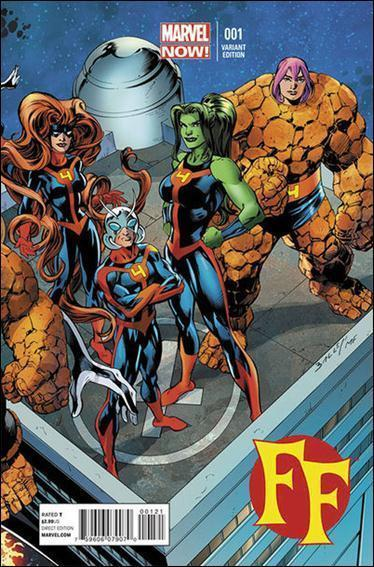 FF Vol.2 Lot (Marvel/Fantastic Four/2012)