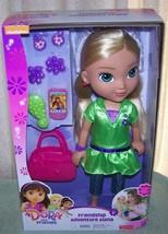 "Dora and Friends Friendship Adventure Alana 13.5""H Doll  New - $26.88"
