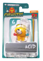 Basher Science Chemistry Acid Series 1 with Game Cards New in Package - $6.88