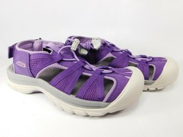 Keen Venice II H2 Talla 7M (B) Eu 37.5 Mujer Sport Zapatos Sandalias Mor... - $73.57
