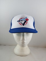 Toronto Blue Jays Hat (VTG) - Polyester Classic by Twins - Adult Snapback - $45.00