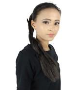 Black Bat Hair Clips   Women's Long Twilight Bat Ponytail Hair Clips HA-014 - £15.51 GBP