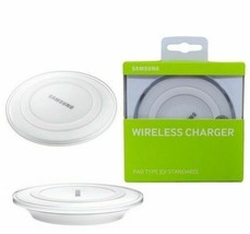 Genuine Samsung Wireless Charger for Samsung Galaxy - White (EP-PG920IWE) - $9.99