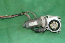 04-10 BMW E83 E53 X3 X5 Transfer Case 4WD 4x4 Shift Actuator Motor 0130008507 image 1
