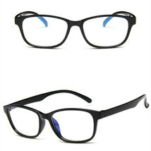 New Fashion Nerd Style Clear Lens Glasses Frame Retro Casual Daily Eyewear image 6