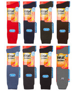 Heat Holders - Mens Extra Long Winter Warm Thick 2.3 TOG Knee High Therm... - $16.90