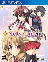 USED PS Vita Meltymoment from Japan Free Shipping - $27.89