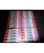 Canel's 6-120 Gum Pieces Cinnamon Peppermint Spearmint Tutti-Frutti Violet - $9.79