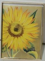 Caspari 7961446 Sunflower 8 Assorted Boxed Notes and Envelopes 2 Designs image 2