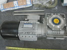 Elsto W75U-P90 Transmission with motor AM-AC4-90S-AA4-1286718 image 1