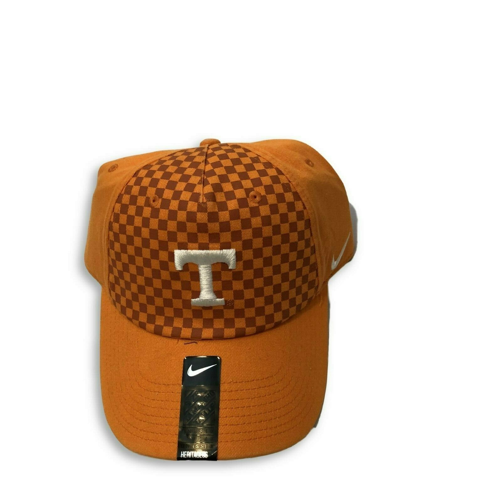 NWT New Tennessee Volunteers Nike Benassi Slide Logo Adjustable Hat