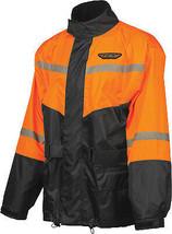 Fly Racing 2-Piece Rain Suit MED Orange/Black - $74.76