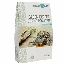 100% Natural Green Coffee Bean Powder For Weight Management - 200Gm  - $15.20