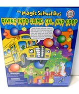 The Young Scientists Club Magic School Bus Series Diving Into Slime Gel ... - $0.99