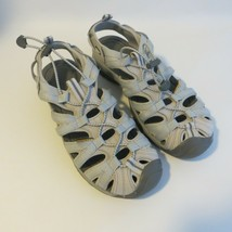 KEEN Womens Sandal Shoe WHISPER Size 9M Beige Athletic Sport NEW NWOT HTF - $108.89